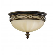 Feiss FE/DRAWINGRM/FB Drawing Room Flush Mount B