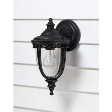 Feiss FE/EB2/S BLK English Bridle 1 - Light Small Wall Lantern Black