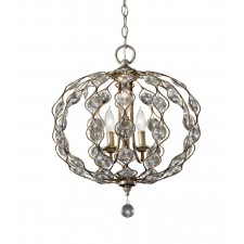 Feiss FE/LEILA3 Leila 3 - Light Chandelier