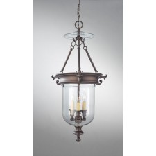 Feiss FE/LUMINARY/P/B Luminary 3 - Light Chandelier