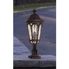 Feiss FE/REGENTCT3 Regent Court 2 - Light Pedestal