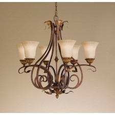 Feiss FE/SONOMAVAL6 Sonoma Valley 6 - Light Chandelier