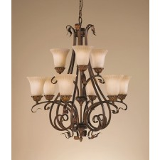 Feiss FE/SONOMAVAL9 Sonoma Valley 9 - Light Chandelier