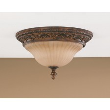 Feiss FE/SONOMAVAL/F Sonoma Valley 2 - Light Flush Mount