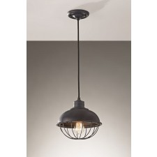Feiss FE/URBANRWL/P/B Urban Renewal Pendant Light