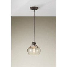 Feiss FE/URBANRWL/P/H Urban Renewal 1 - Light Mini Pendant