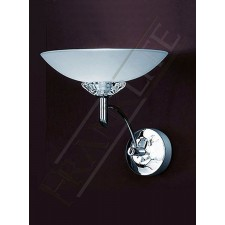 Franklite FL2006/1 Fizz 1 Light Wall Bracket