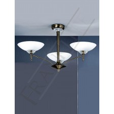 Franklite FL2010/3 Fizz 3 Light Fitting