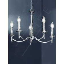 Franklite FL2090/5 Petrushka 5 Light Fitting