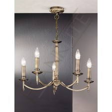 Franklite FL2091/5 Petrushka 5 Light Fitting