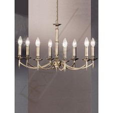 Franklite FL2091/8 Petrushka 8 Light Fitting