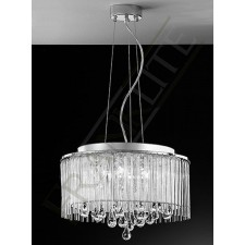 Franklite FL2161/6 Spirit 6 Light Pendant (400mm)