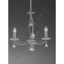 Franklite FL2225/3 Monaco 3 Light Fitting