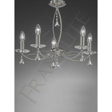Franklite FL2225/5 Monaco 5 Light Fitting