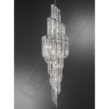 Franklite FL2264/11 Valentina 11 Light Pendant