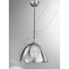 Franklite 928 Silver Pendant Glass Medium