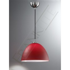 Franklite 934 Red Pendant Glass Medium