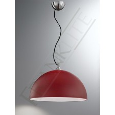 Franklite 935 Red Pendant Glass Large
