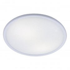 Flash Flush Ceiling Light - White 2D