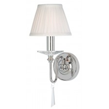 Elstead FP1 OLD BRZ Finsbury Park 1 - Light Wall Light Polished Nickel
