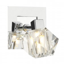 Geo Wall Light (Switched)