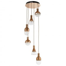 Giamatti 6-Light Pendant 20W