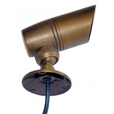 Garden Zone GZ/BRONZE1 Bronze spot light - Aged Bronze