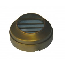 Garden Zone GZ/BRONZE23 Bronze Round Mini wall light - Aged Bronze