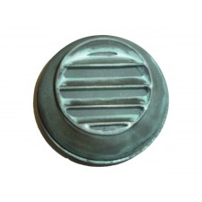 Garden Zone GZ/BRONZE24 Bronze round mini Wall light - Verdigris
