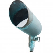 Garden Zone GZ/BRONZE8 Bronze Spot Light - Verdigris
