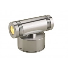 Garden Zone GZ/ELITE1/S Elite LED Up/Down Wall Light