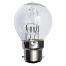 28W Halogen Golf ball lamp BC/B22.