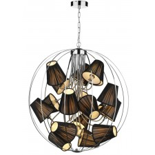 Himalaya 18 Light Pendant