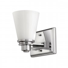 Hinkley HK/AVON1 BATH Avon 1-Light Wall Light