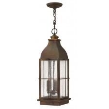 Hinkley Lighting HK/BINGHAM8 Bingham 3 - Light Chain Lantern