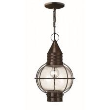 Hinkley Lighting HK/CAPECOD CHAIN Capecod 1 - Light Chain Lantern