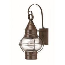Hinkley Lighting HK/CAPECOD M Capecod 1 - Light Medium Wall Lantern