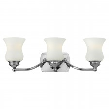 Hinkley HK/CONSTAN3 BATH Constance 3-Light Above Mirror Light