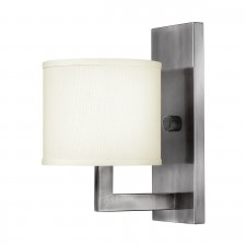 Hinkley HK/HAMPTON1 Hampton 1-Light Wall Light