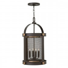 Hinkley HK/HOLDEN4 KZ Holden 4-Light Pendant Chandelier