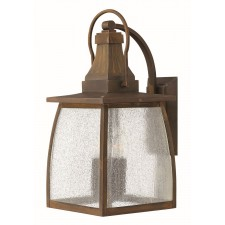 Hinkley Lighting HK/MONTAUK L Montauk 2 - Light Large Wall Lantern