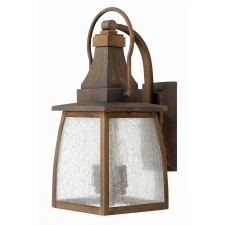 Hinkley Lighting HK/MONTAUK M Montauk 2 - Light Small Wall Lantern