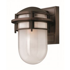 Hinkley Lighting HK/REEF/SM VZ Reef Small 1 - Light Lantern Victorian Bronze