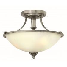 Hinkley Lighting HK/TRUMAN/SF Truman 3 - Light Semi-Flush Light