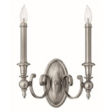 Hinkley Lighting HK/YORKTOWN2 Yorktown 2 - Light Wall Light