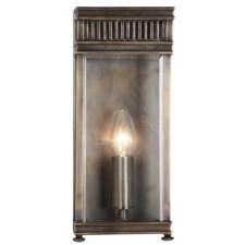 Elstead HL7/S DB Holborn Half Lantern Small Dark Bronze