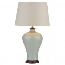 Horatio Table Lamp Pale Blue Base Only