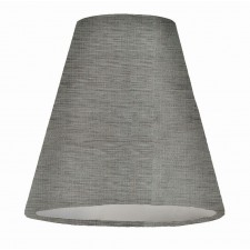 Harlequin Lighting HQ/CO15-7460 Lucido Silver 15cm Cone Shade
