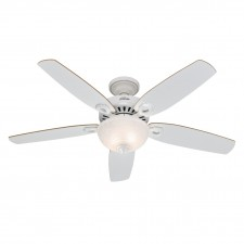 Hunter Builder Fan in Deluxe Snow White