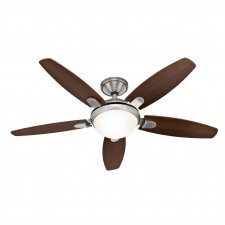 Hunter Contempo Fan in Brushed Nickel